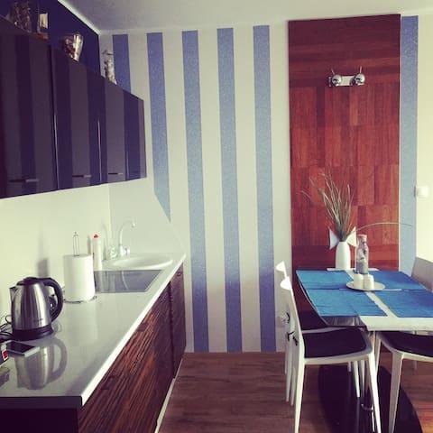 Baltic Apartment Sztutowo - Sztutowo - Departamento