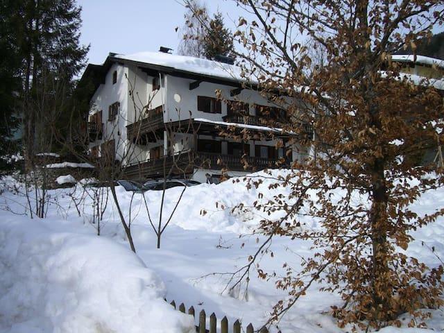 Gemütliches Doppelhaus mit viel Platz - Hinterglemm - Hus