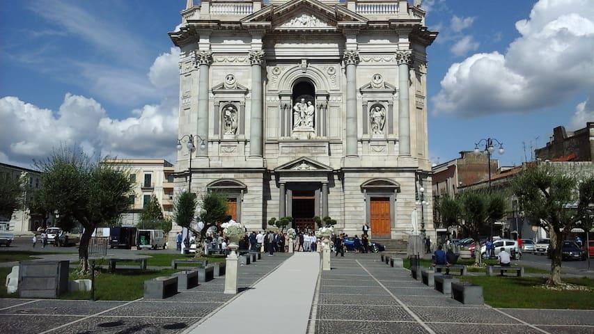 Palazzo Giordano 3 - San Giuseppe Vesuviano - Daire