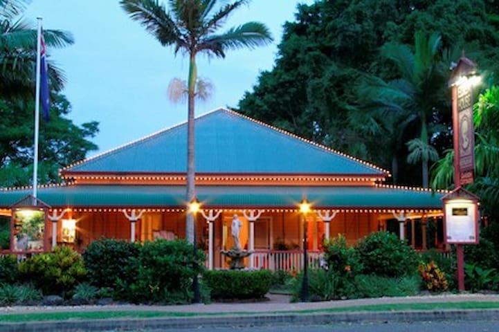 Eden House Retreat - Yungaburra - Hotel boutique