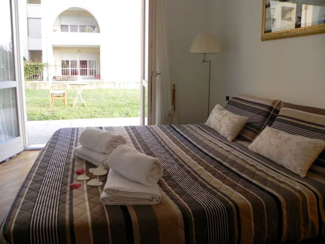 Cozy flat with garden in Brescia - Brescia - Apartmen