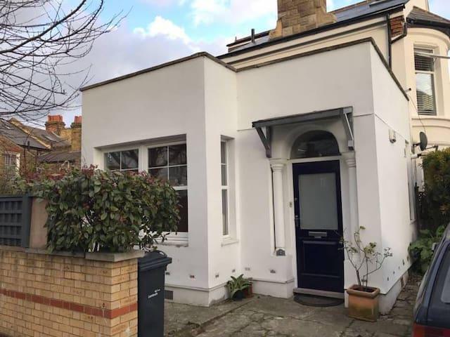 Modern Studio House in Balham - Londres - Loft