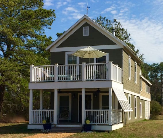 The Guesthouse, Windmill Point/Chesapeake Bay - White Stone - Casa