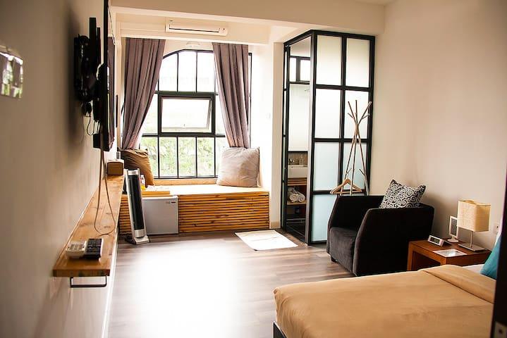 Studio Suite with ensuite bathroom - Batu Ferringhi - Wikt i opierunek