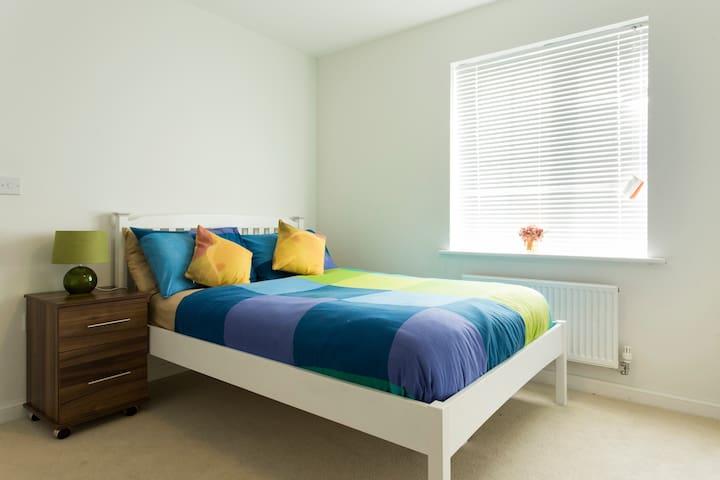 Lovely Double Bedroom & Bathroom - Dartford