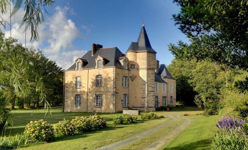 Studio au château de la Cineraye - Vay