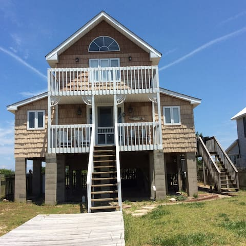 Bay View/Beach Front Home - Milford