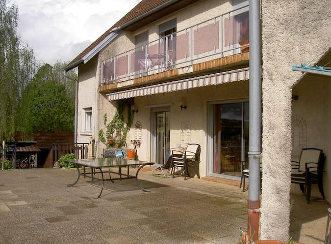 gites de France le cabanon 3etoiles - Mailley-et-Chazelot - Lakás