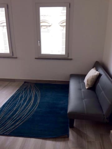 Appartamento nuovo e luminoso in pieno centro - Rivarolo Canavese - Daire