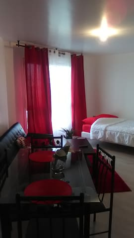 Appartement Calme, Spacieux et près de Paris - Mantes-la-Jolie - 公寓