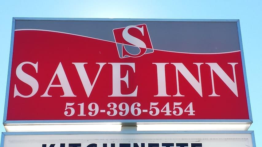Save Inn - Kincardine