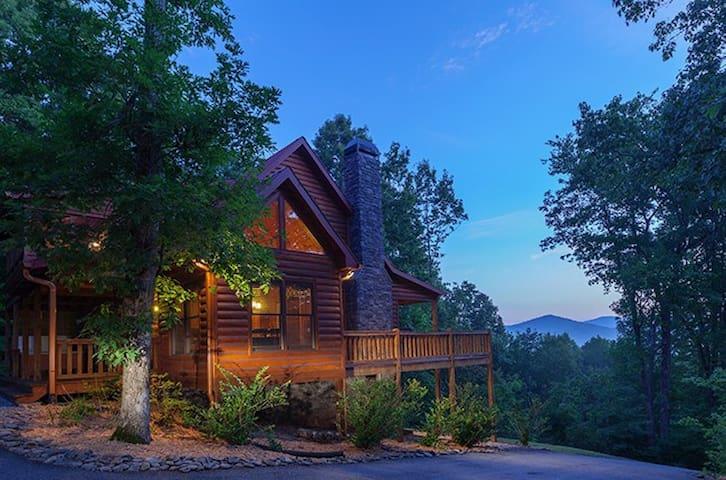 Blue Horizon Lodge - Mineral Bluff