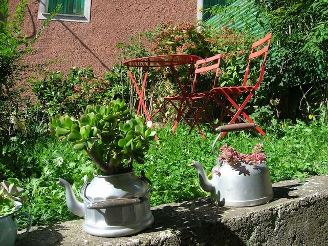 Le studio du pic vert à Belvédère - Belvédère - Leilighet