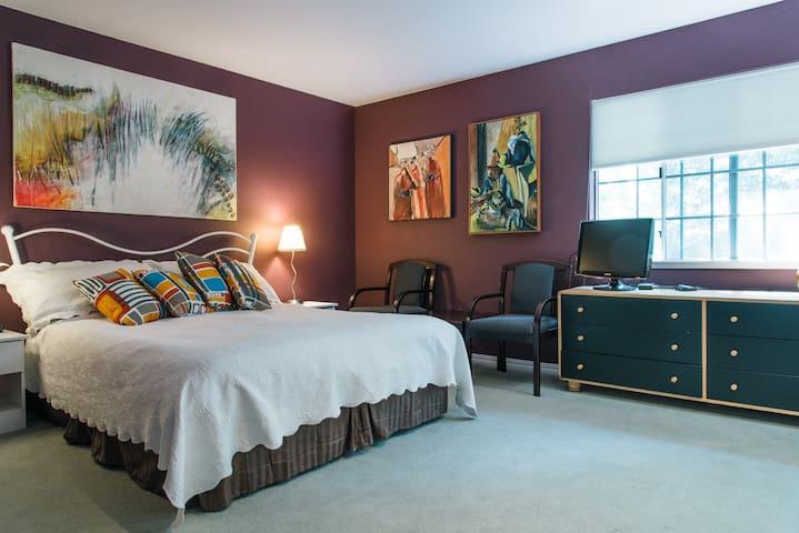 Spacious bedrooms and bath - Walnut Creek - Talo