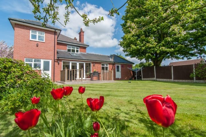 Whirlow Holiday Home - North Lincolnshire - Haus
