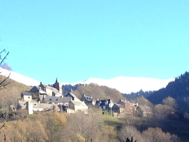Petit chalet montagnard - Ardengost - Hus