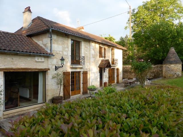 La Gaumière, in Rabette, Saint-Mayme de Pereyrol - Saint-Maime-de-Péreyrol - Haus