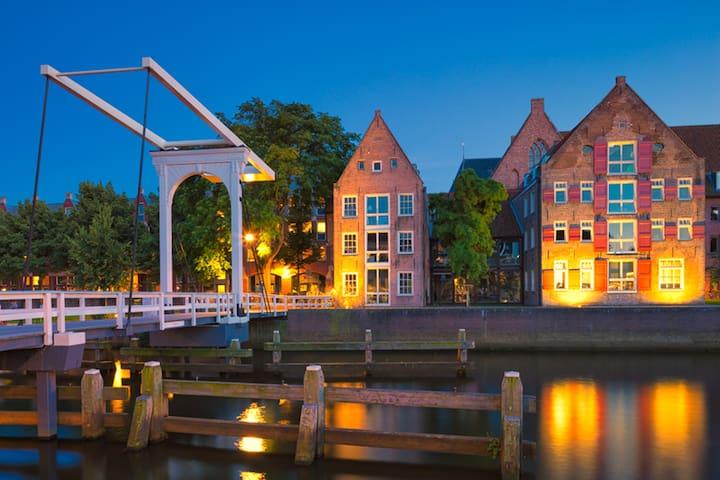 Zwolle-Zuid - Zwolle - Bed & Breakfast