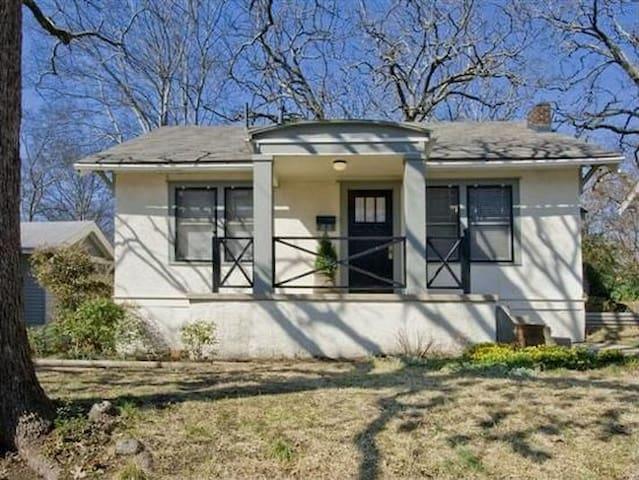 Convenient and Cozy 1920s Home - Little Rock - Casa