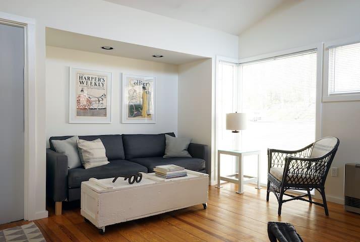Private Studio Apartment - Amherst - Apartemen