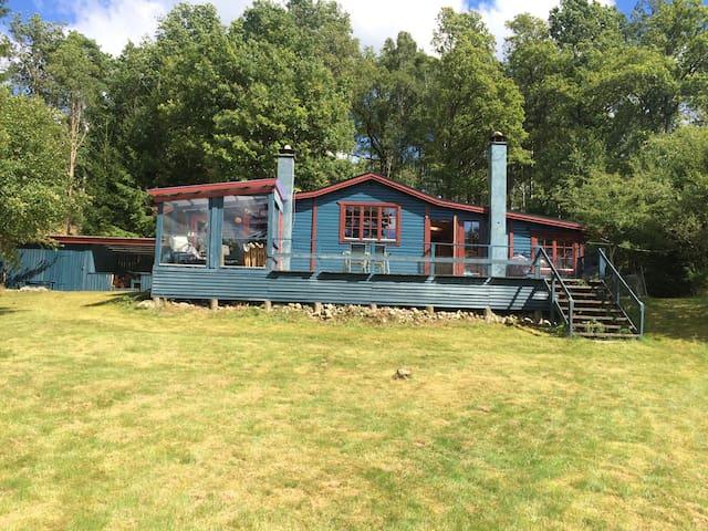 Wonderful Cabin in the Halland forrestland - Laholm N