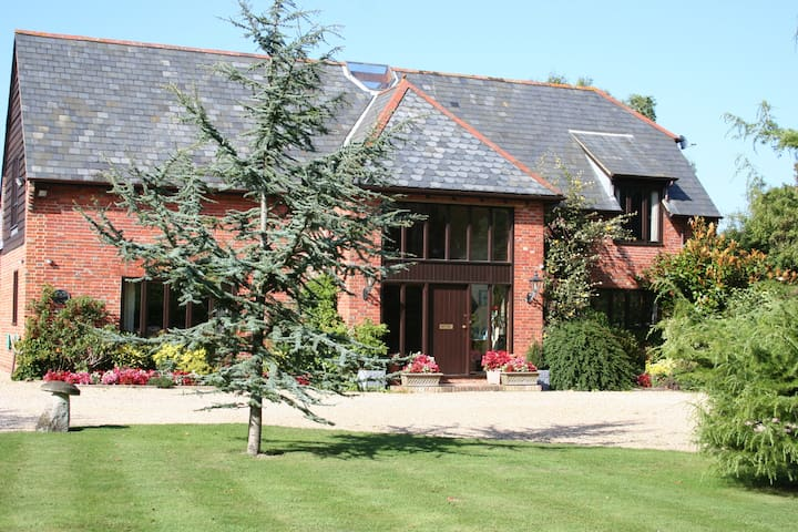 The Olde Barn Bed & Breakfast - Lymington - Lymington - Bed & Breakfast