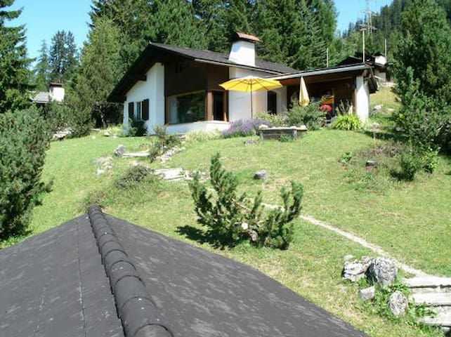Haus Schwarz - Savognin - Hus