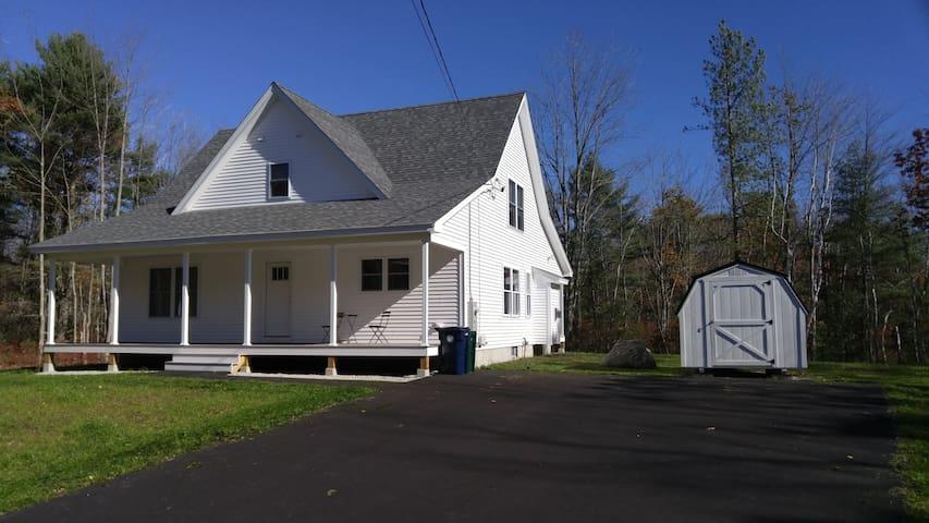 New Home, great location, 4 bedrooms, very quiet! - Biddeford