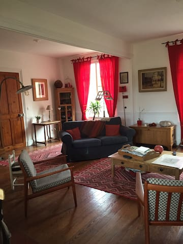 Jolie chambre 2 personnes - Caen - Bed & Breakfast