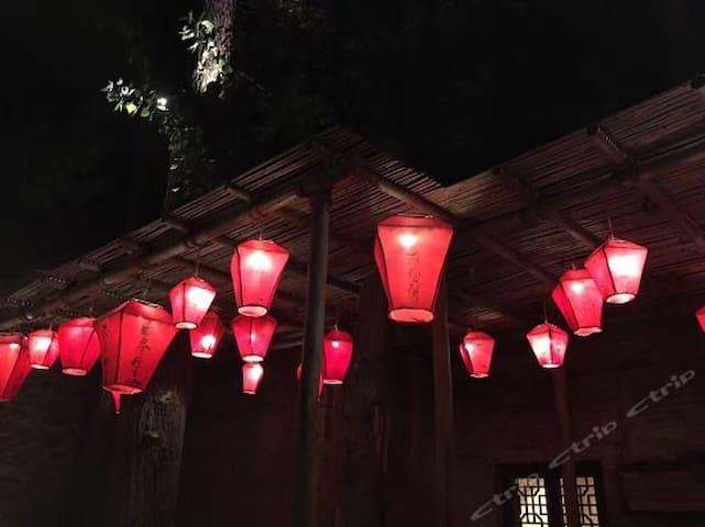 古北水镇,司马台水润南园民俗 - Beijing - Huis