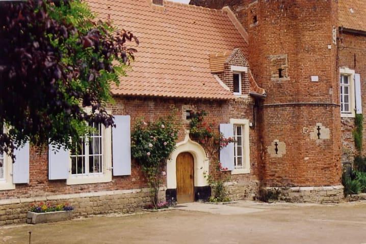 Gite de caractère au Major à  Belle houllefort - Colembert - Домик на природе