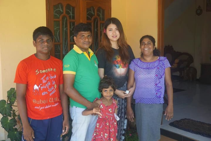 Nikini Home Stay - Ahungalla