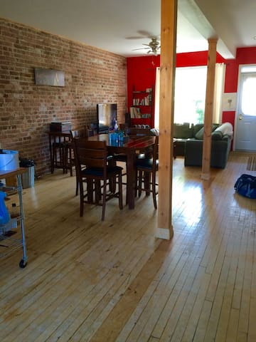 Appartement à 2 min du centre-ville - Trois-Rivières - Apartment