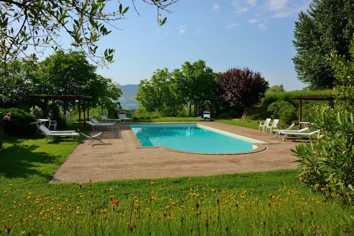 La Torriola - Il Papavero, sleeps 2 guests in Todi - Todi - Daire