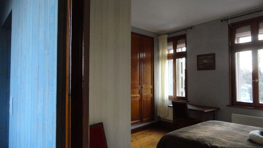Les chtis sur Abbeville en Baie de Somme - Abbeville - Appartement