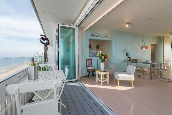 Luxurious Beach Suite Zandvoort - Zandvoort - Departamento