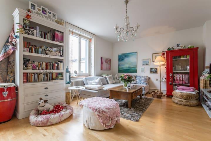 Cute central room - 巴塞爾 - 獨棟