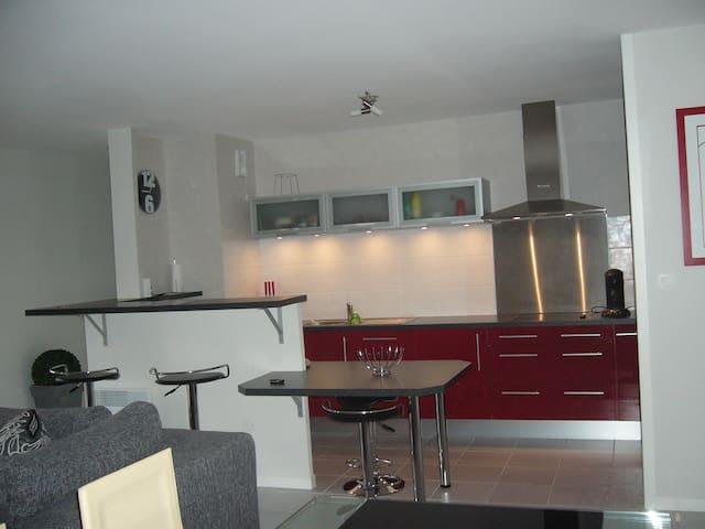 T3 moderne et design - Ciboure - Apto. en complejo residencial