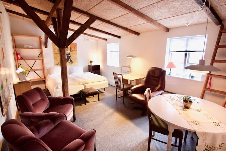 Landmandsvej - Small cosy room - Nakskov - Appartement