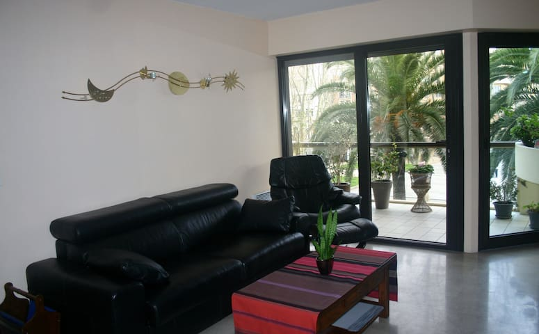 Comfortable Suite in the heart of downtown - 佩皮尼昂(Perpignan) - 公寓