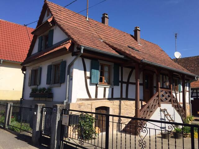 Gîte rural en Alsace - Lobsann - Casa