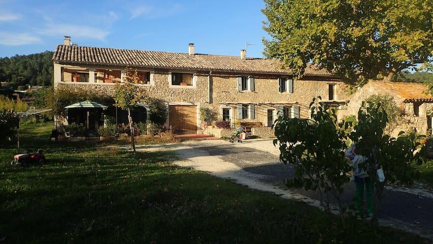 Gîte Gard Provençal - Goudargues - Apartemen