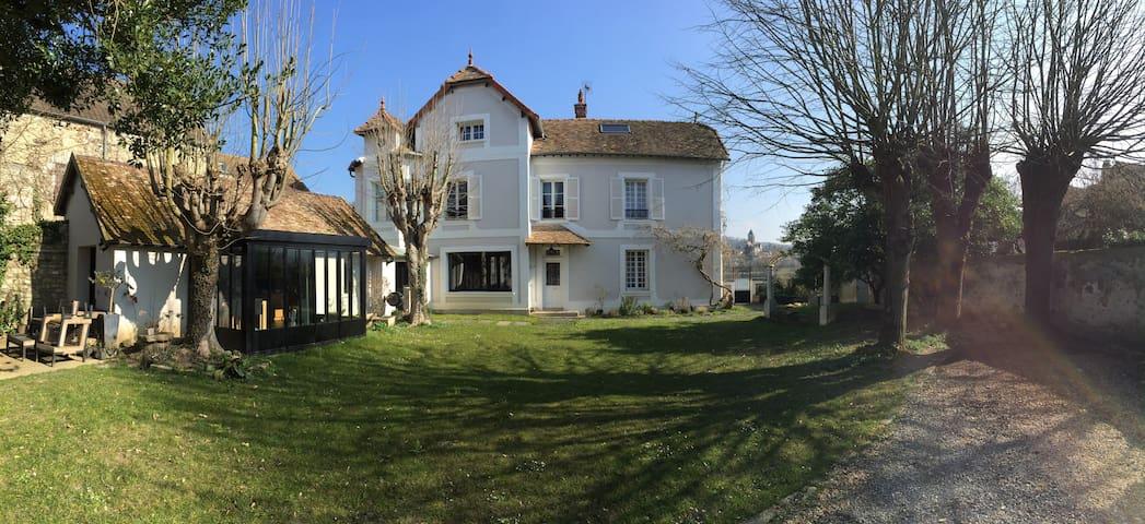 Maison Lavacourt - Moisson - Ev