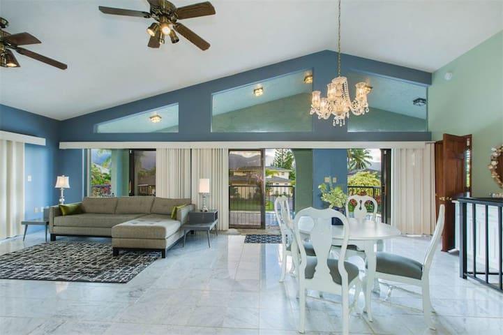 Princeville Palace: A Penthouse w/ Kitchen & Lanai - Princeville - Overig