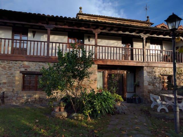 LA CASONA DEL ABAD - Santa María de Cayón - Hus