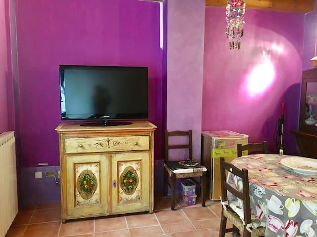 Delizioso appartamento per coppie - San Pietro In Casale - Byt