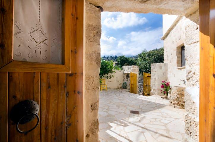 Vafes Crete - Christina's House - Vafes