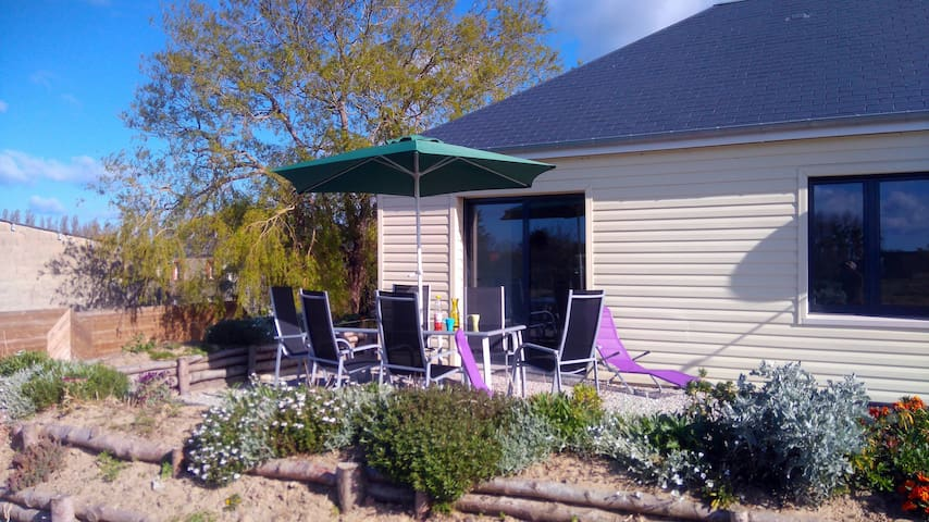 Holiday home in Bretteville-sur-Ay - Breteville-sur-Ay - Huis