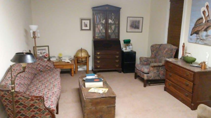 1 Bedroom Apt in Olde Towne Daphne - Daphne - Daire