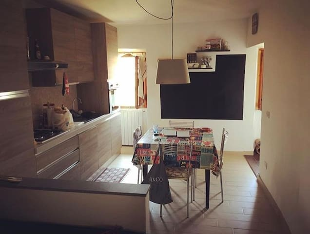 La casa di Emanuele - Emanuele Home - Pelago